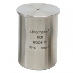 Elcometer 1800 Density Cup Stainless Steel