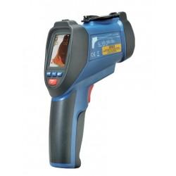 Máy đo nhiệt độ hồng ngoại Cem DT-9860