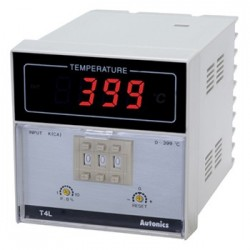Bộ điều khiển nhiệt độ Autonics T4L