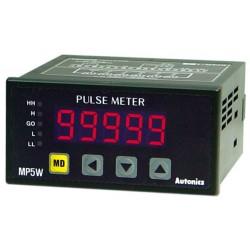 Đồng hồ đo Xung(tốc độ) Autonics MP5W-4N
