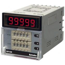 Đồng hồ đo Xung(tốc độ) Autonics MP5M-42