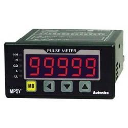 Đồng hồ đo Xung(tốc độ) Autonics MP5Y-4N