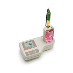 Máy đo pH/mV để bàn hanna HI 207