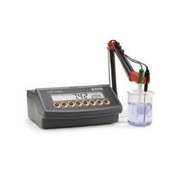 Máy đo pH/mV để bàn hanna HI 2212