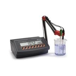 Máy đo pH/mV để bàn hanna HI 2213