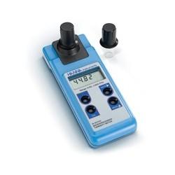 Máy đo pH, độ đục và oxy hoà tan cầm tay hanna