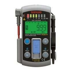 Đồng hồ đo điện trở cách điện Sanwa