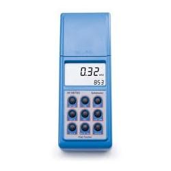 Máy đo Chlorine, Fluoride hanna