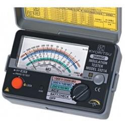 Đồng hồ đo điện trở cách điện Kyoritsu 3322A