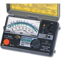 Đồng hồ đo điện trở cách điện kyoritsu 3161A, (Mêgôm mét), KYORITSU 3161A, K3161A