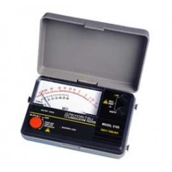Đồng hồ đo điện trở cách điện kyoritsu 3165, (Mêgôm mét), KYORITSU 3165, K3165
