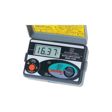 Ampe kìm đo điện trở đất Kyoritsu 4105AH