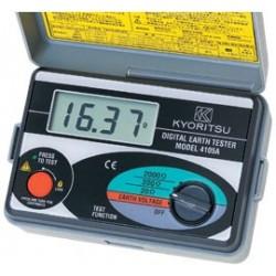 Ampe kìm đo điện trở đất Kyoritsu 4105A