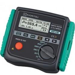 Ampe kìm đo điện trở đất Kyoritsu 4106