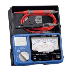 Đồng hồ đo điện trở cách điện hioki ir4016-20
