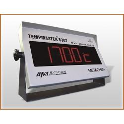 Đồng hồ đo nhiệt độ nước thép