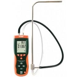 Đo tốc độ/lưu lượng gió Extech HD350