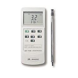 Máy đo tốc độ / lưu lượng gió Lutron AM-4204HA