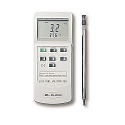 Máy đo tốc độ / lưu lượng gió Lutron