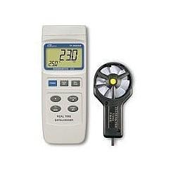 Máy đo tốc độ / lưu lượng gió Lutron YK-2005AM