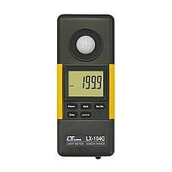 Máy đo cường độ ánh sáng Lutron LX-104G