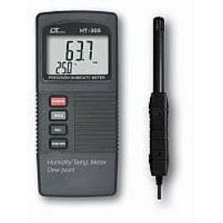 Đồng hồ đo độ ẩm lutron HT-305
