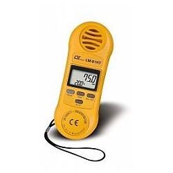 Đồng hồ đo độ ẩm lutron LM-81HT