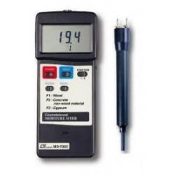 Đồng hồ đo độ ẩm lutron MS-7002