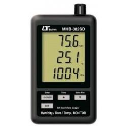 Đồng hồ đo độ ẩm lutron