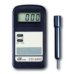 Máy đo độ dẫn Lutron CD-4302