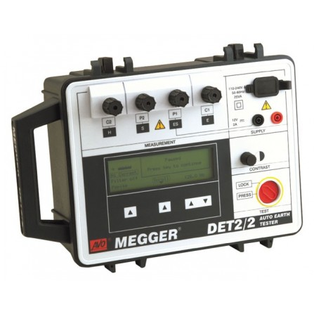 Megger DET2/2