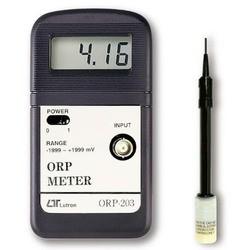Thiết bị đo oxy hóa Lutron ORP-203