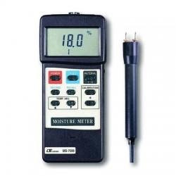 Đồng hồ đo độ ẩm gỗ, đất lutron MS-7000