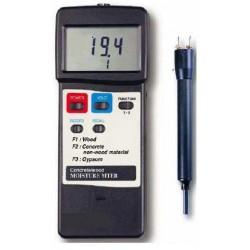 Đồng hồ đo độ ẩm gỗ, đất lutron