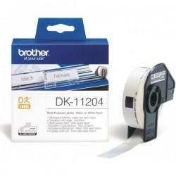 Băng nhãn Brother DK-11204