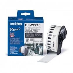 Băng nhãn Brother DK-22210