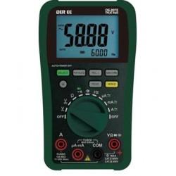Đồng hồ đo vạn năng Deree DE-207F