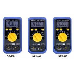 Đồng hồ đo vạn năng Deree DE-2001