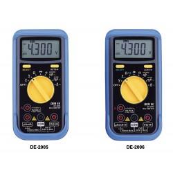 Đồng hồ đo vạn năng Deree DE-2005