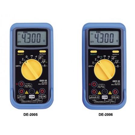 Đồng hồ đo vạn năng Deree DE-2006