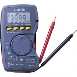 Đồng hồ đo vạn năng Deree DE-15
