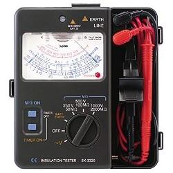Đồng hồ đo điện trở cách điện Kaise SK-3320