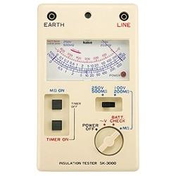 Đồng hồ đo điện trở cách điện Kaise
