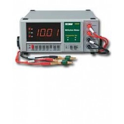 Máy đo điện trở micro-ohm Extech 380560
