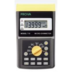 Máy đo điện trở micro-ohm Prova 710