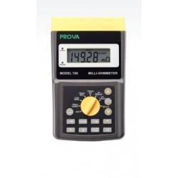 Máy đo điện trở micro-ohm Prova 700