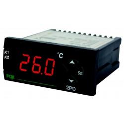 Bộ điều khiển nhiệt độ Fox 2PD