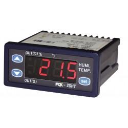 Bộ điều khiển nhiệt độ & độ ẩm Fox
