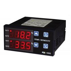 Bộ điều khiển nhiệt độ & độ ẩm Fox 9302